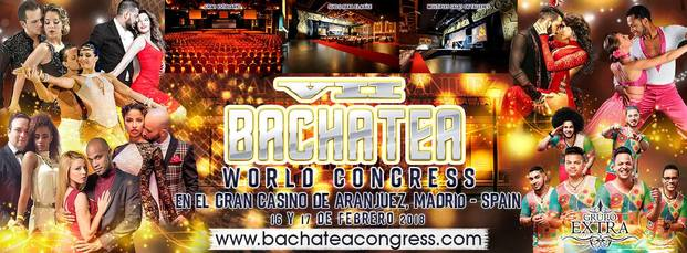 Vii Bachatea World Congress