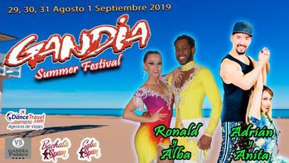 Gandia Summer Festival 2019
