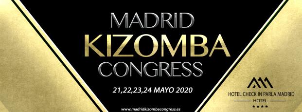 MKC2020 Madrid Kizomba Congress 2020