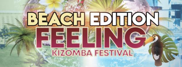 Beach Feeling Kizomba Festival 2021