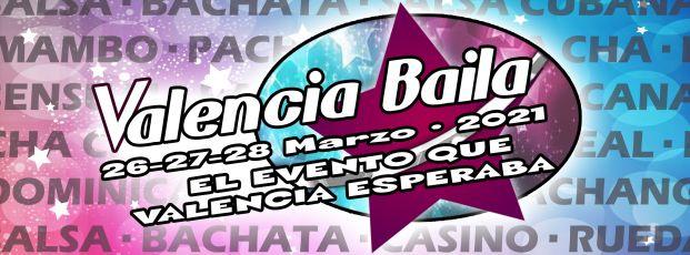 Valencia Baila 2021 (Evento Oficial)