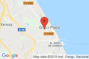 Gandía, Playa de Gandía