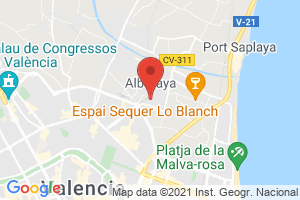 Hotel Olympia de Alboraia