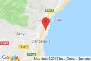 Pabellón Punta Larga, Candelaria, Tenerife